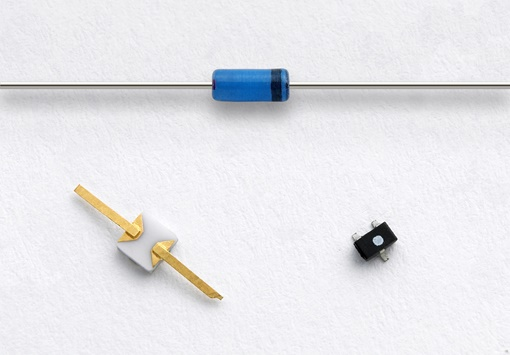 NC100/200/300/400 Series Chips and Diodes